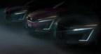 El Honda Clarity Híbrido Enchufable y el Honda Clarity Eléctrico hacen su debut mundial en el Salón Internacional del Automóvil de Nueva York de 2017