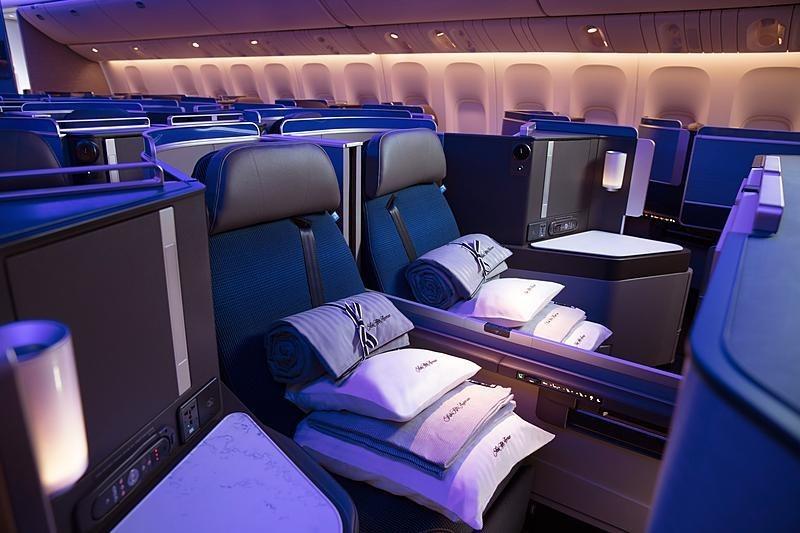 United Polaris named finalist in Crystal Cabin Awards, most prestigious award for aircraft interiors