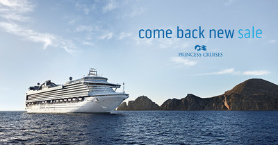 Princess Cruises Come Back New Sale Offers Ultimate Relaxation