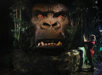 The Beast Returns - Madame Tussauds New York Launches All-New Kong: Skull Island Experience