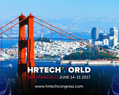 HR Tech World - the fastest growing show on the future of work - opens in the city by the bay June 14-15, 2017.