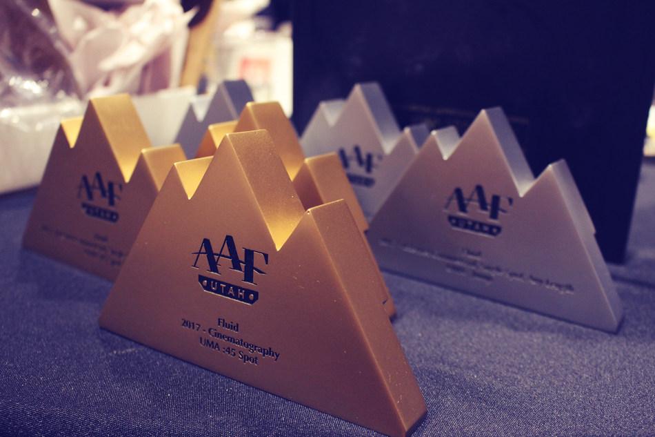 2017 Utah Addy Awards - Fluid Advertising takes home 31!