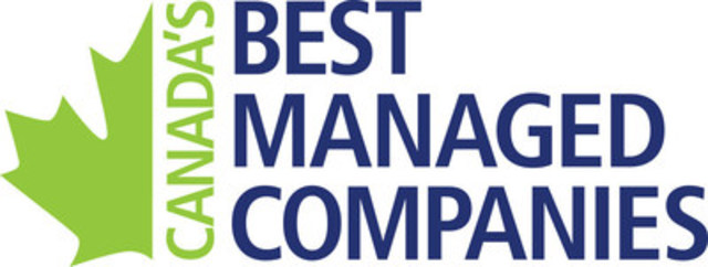 Canada's Best Managed Companies (CNW Group/IndustryBuilt Software)