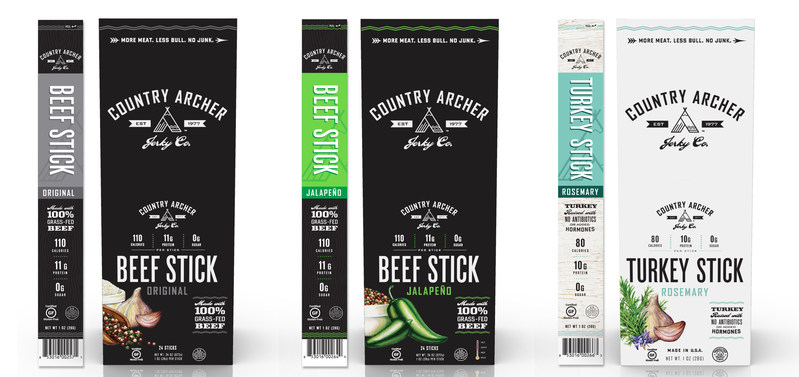 New Country Archer Meat Sticks