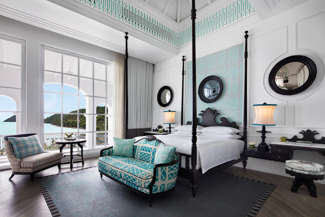 JW Marriott Phu Quoc, Emerald Bay Debuts On Vietnam's Pristine Island Oasis; 244 Guestrooms, Suites and Villas Ensure Five-Star Signature 'JW Treatment' for Guests throughout the Beachfront Luxury Resort
