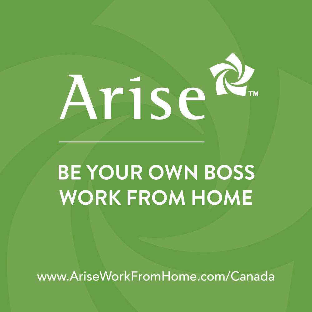 Work from home and be your own boss