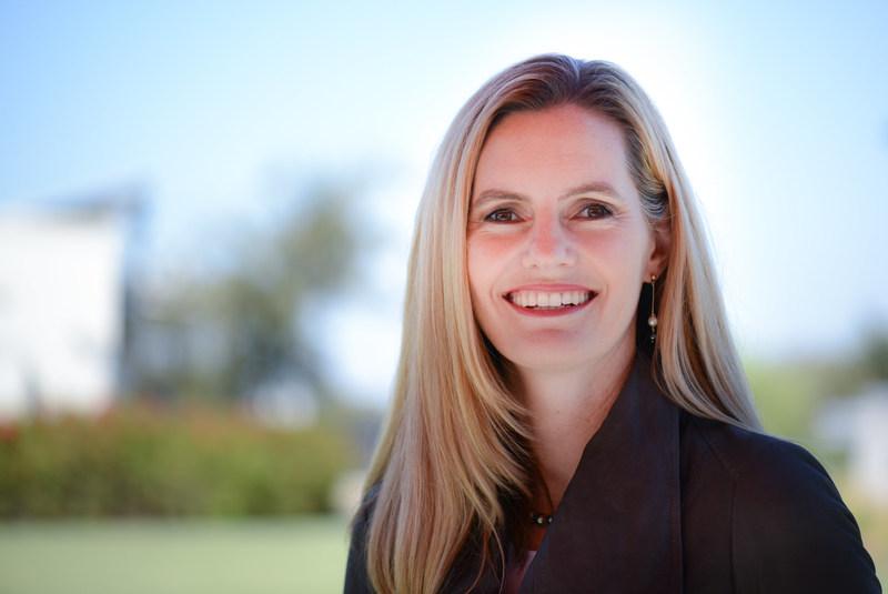 Marissa Lange, President of LangeTwins Family Winery and Vineyards of Lodi, California.