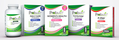 Probulin Probiotic Product Suite