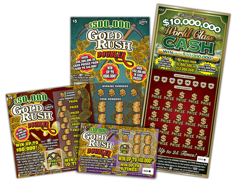 Florida Instant Games set record in collaboration with Scientific Games