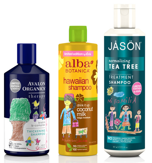 Alba Botanica(R), Avalon Organics(R) and JASON(R) Limited Edition Personal Care Products with CARE(R) Empower Her Through Education Campaign