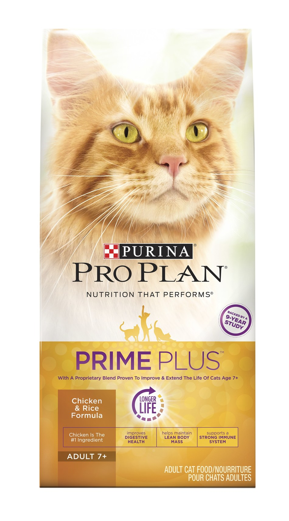 Purina Pro Plan PRIME PLUS Adult 7+