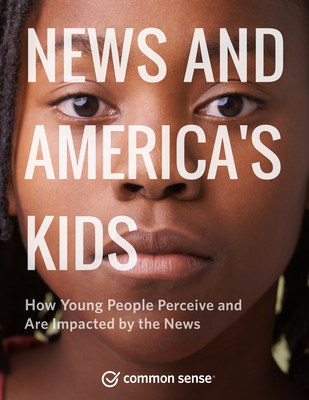 """""""News and America's Kids"""" investigates how children get their news, how much they trust different news sources, whether they can spot """"fake news,"""" and more."""