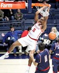 Ole Miss Center Sebastian Saiz, Mississippi State's Victoria Vivians Win 2017 Awards As Magnolia State's Top Male, Female College Basketball Players
