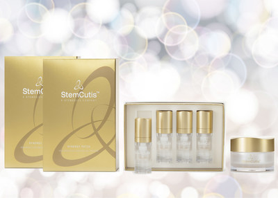 The Synergy Collection skincare from StemCutis