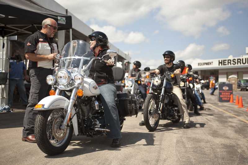 Harley-Davidson Factory Demo Team will be onsite at the 2017 Pendleton Bike Week in Pendleton Oregon July 19th-23rd.  Grand Funk Railroad Headlines the rock bands performing at this annual event.  Tickets are available online at www.pendletonbikeweek.com