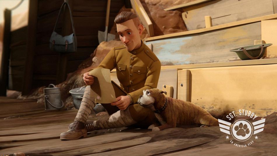 Sgt. Stubby: An American Hero (@StubbyMovie) Opens April 13, 2018