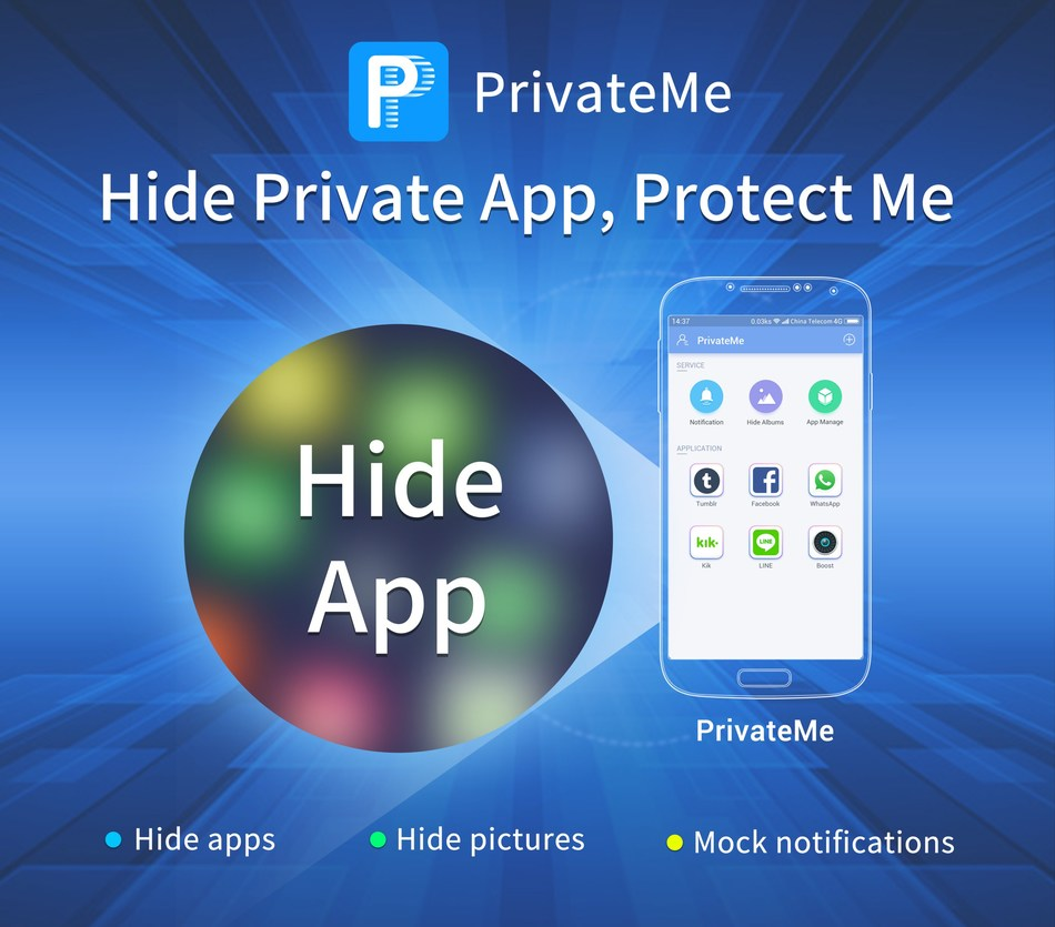 With PrivateMe, Now Your Privacy Is in Your Hand Only