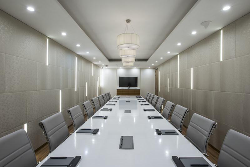 Board Room (PRNewsFoto/TresVista Financial Services)
