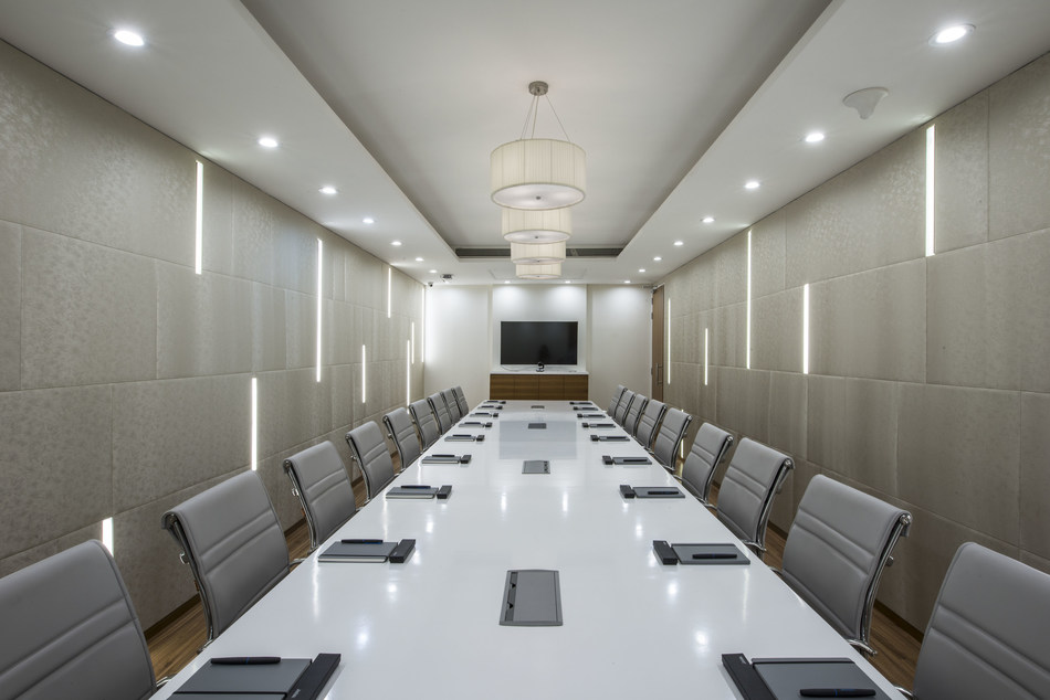 Board Room (PRNewsFoto/TresVista Financial Services)
