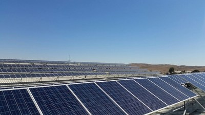 GCL and Enerpoint collaborate on the biggest commercial rooftop solar project in Israel