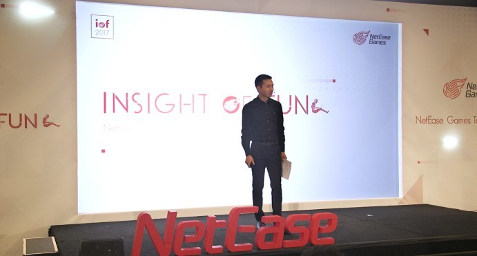 NetEase Games Talkshop 2017