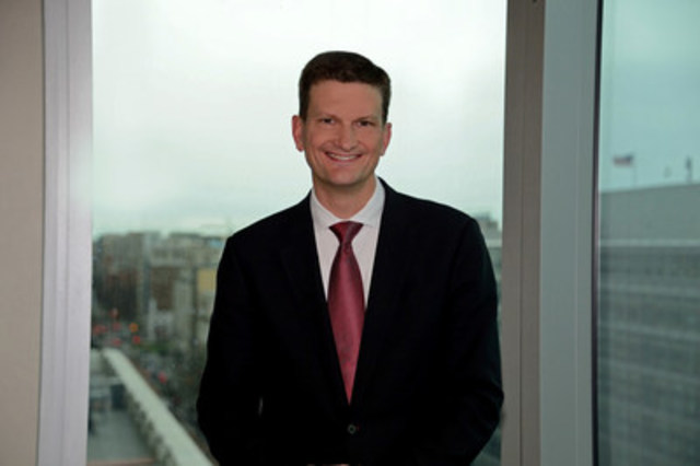 Bill Thomas, elected to become next Chairman of KPMG International‎. (CNW Group/KPMG International)