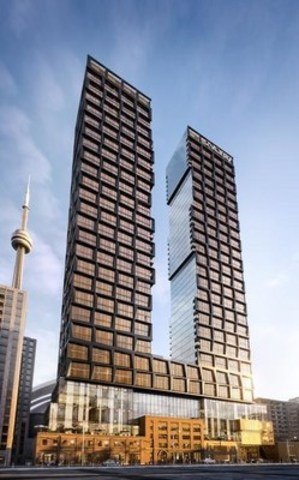 Nobu Residences Toronto (CNW Group/Madison Group)