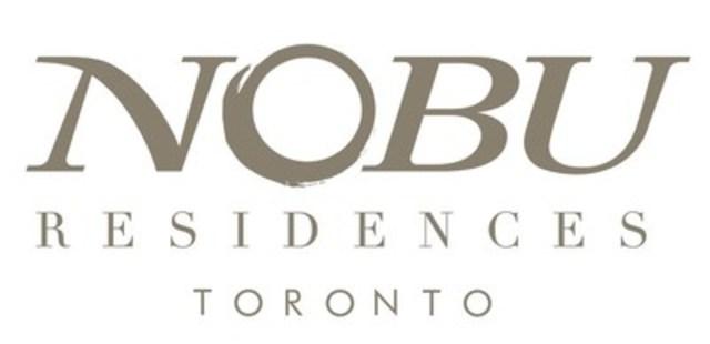 Nobu Residences Toronto (CNW Group/Madison Group)