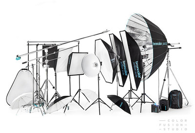 Color Fusion Studio Inc. Opens Studio Space to Assist Area Photographers