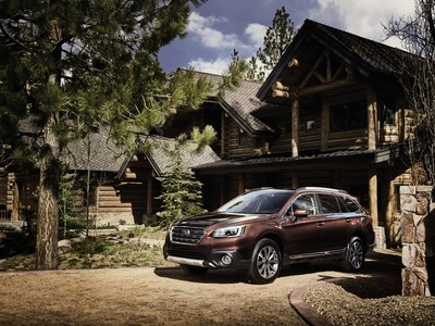 2017 SUBARU OUTBACK NAMED ONE OF U.S. NEWS & WORLD REPORT'S BEST CARS FOR FAMILIES