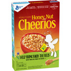Honey Nut Cheerios'