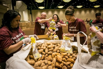 BJs Wholesale Club Partners with Second Harvest Food Bank of