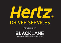 Hertz to provide professional driver services via a partnership with Blacklane