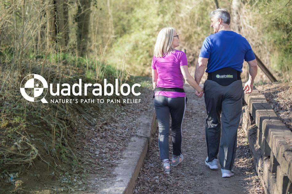 Quadrabloc:  Nature's Path to Pain Relief