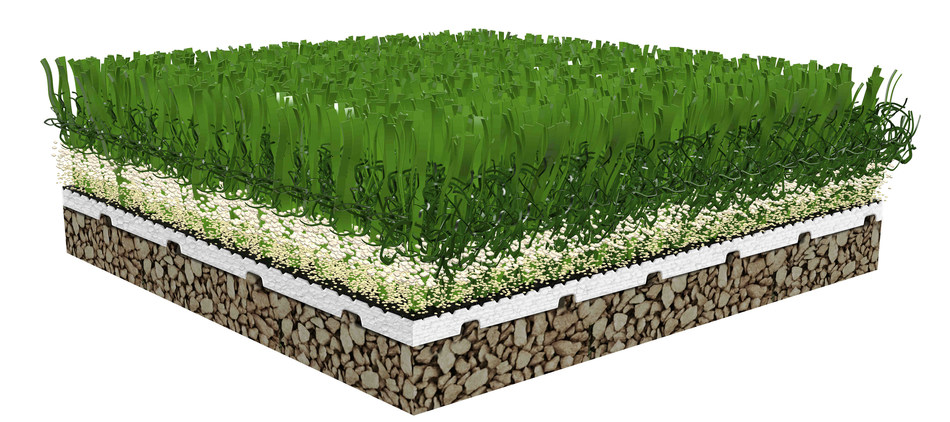 AstroTurf's cutting-edge DT23 System will replace the existing crumb rubber synthetic field of StubHub Center's Field 7.