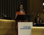 Anne Hathaway, UN Women's Global Goodwill Ambassador, Calls To End The Burden Of Unpaid Care Work On International Women's Day