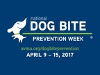IMPORTANT DATE CHANGE: National Dog Bite Prevention Week has moved to April 9-15