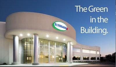A Supermicro expande 1,5 milhão de pes quadrados de sedes integradas verticalmente de design, engenharia, fabricação e serviço com uma fabrica iluminada por celula de combustivel, com eficiência energetica e certificação LEED