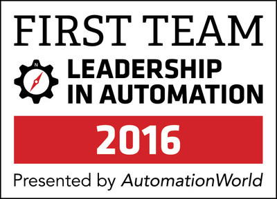 """""""Our First Team Honorees represent not only best-in-class product innovation but also superior customer service. Congratulations to the honorees! And thank you to the end-users who took the time to vote for their favorite solution providers."""" - Jim Chrzan, Publisher, Automation World"""
