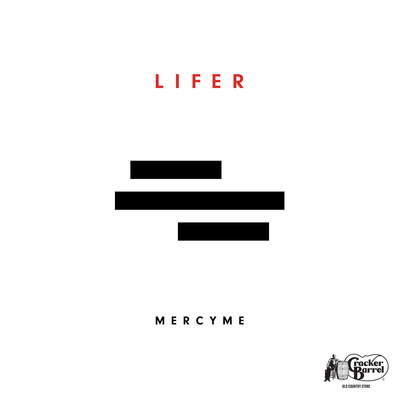 """A deluxe version of MercyMe's """"LIFER"""" album will be sold exclusively in all Cracker Barrel Old Country Store locations starting March 31. The Christian contemporary album includes three bonus tracks as part of Cracker Barrel's Spotlight Music Program."""