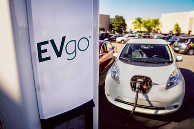 EVgo installed its 900th electric vehicle charging station at Opry Mills in Nashville, TN.