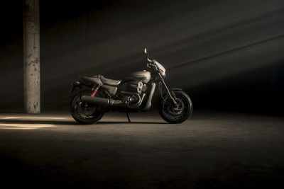 New Harley-Davidson Street Rod Is Tuned For Dynamic Urban Performance