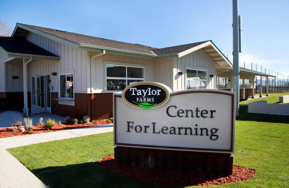 (PRNewsFoto/Taylor Farms)