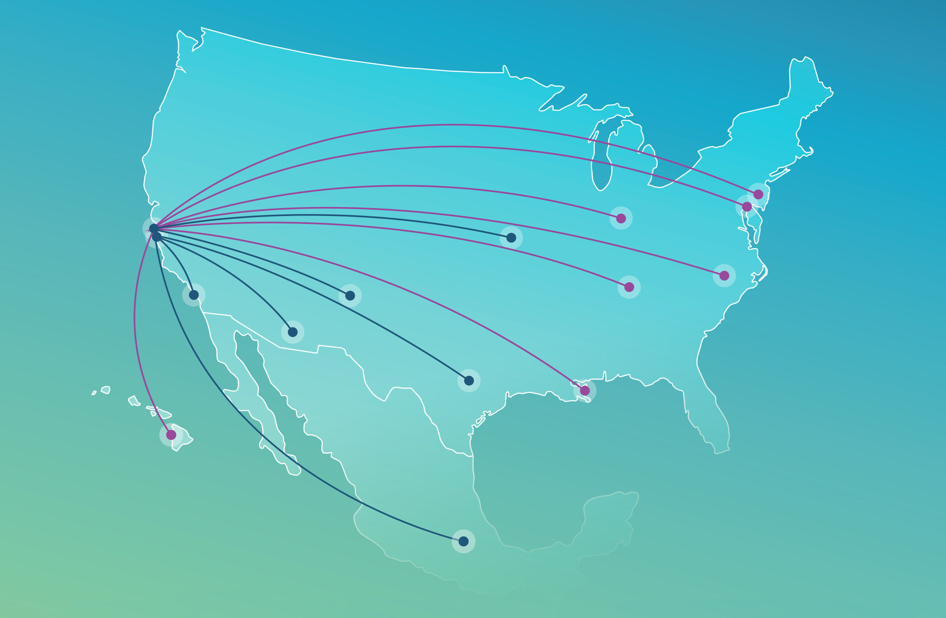 Alaska Airlines Announces 13 New Nonstop Routes From The