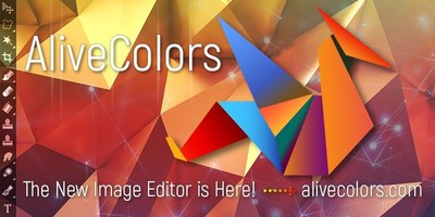 AliveColors Image Editor for Win and Mac: Beta Version Now Available for Download! (PRNewsFoto/AKVIS)