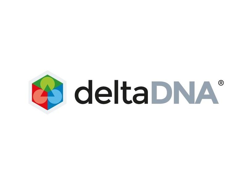 deltaDNA Logo (PRNewsFoto/deltaDNA)