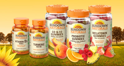 Sundown Naturals, a leading vitamin and supplement brand, which offers products that are 100% free of gluten, dairy and artificial flavors, today announced that its entire line of products are now 100% Non-GMO.