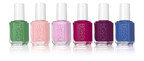 essie introduces new spring nail colors for 2017