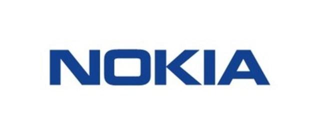 Nokia logo (CNW Group/Nokia)