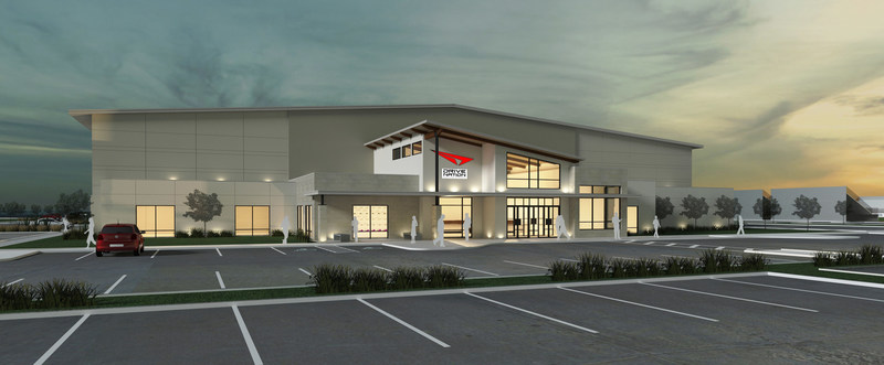 The $10.4 million Drive Nation Sports Complex will open in Dallas Fort-Worth in the fall of 2017 is piloted by 6-Time NBA All-Start Jermaine O'Neal and managed by the Sports Facilities Management (SFM).